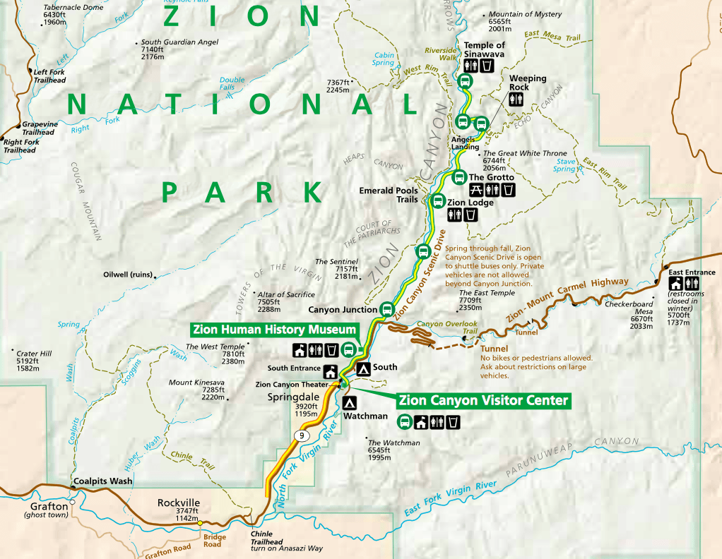 Zion Canyon Park Map Shuttle | Round the World Magazine on grand canyon to phoenix map, zion hickman bridge capitol reef national park utah, zion to bryce distance route, bryce canyon map, zion lodge, mt. baldy map, lake powell map, zion utah map, the narrows zion map, zion national map, zion scenic drive map, apple canyon lake lot map, antelope canyon map, zion hiking map, zion national cave, zion map and guide, mt. st. helens map, zion angels landing trail map, park city canyon map, zion park map,