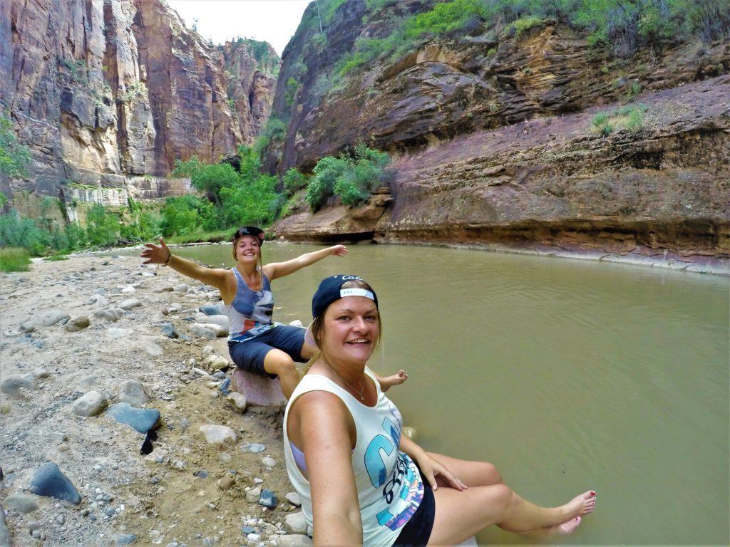 Selfie-in-Zion-National-Park-Utah