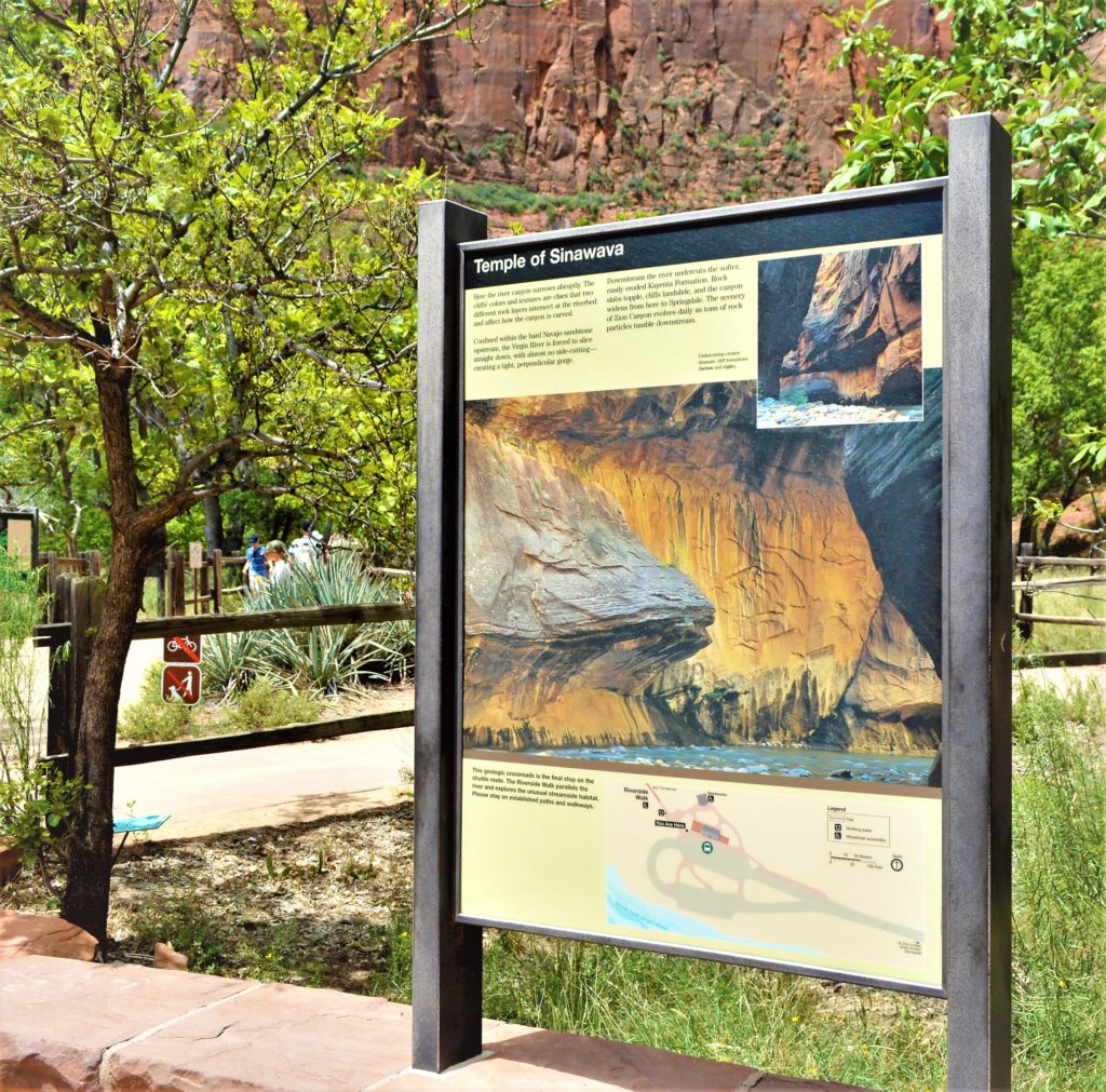 Temple of Sinawava, Zion National Park, Narrows Hike, Zion