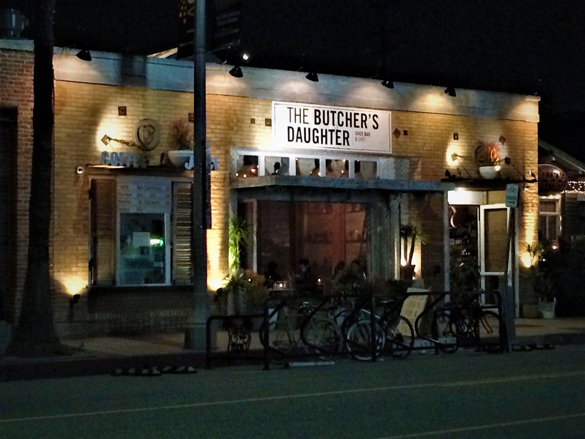 The Butcher's Daughter, vegan food in los angeles