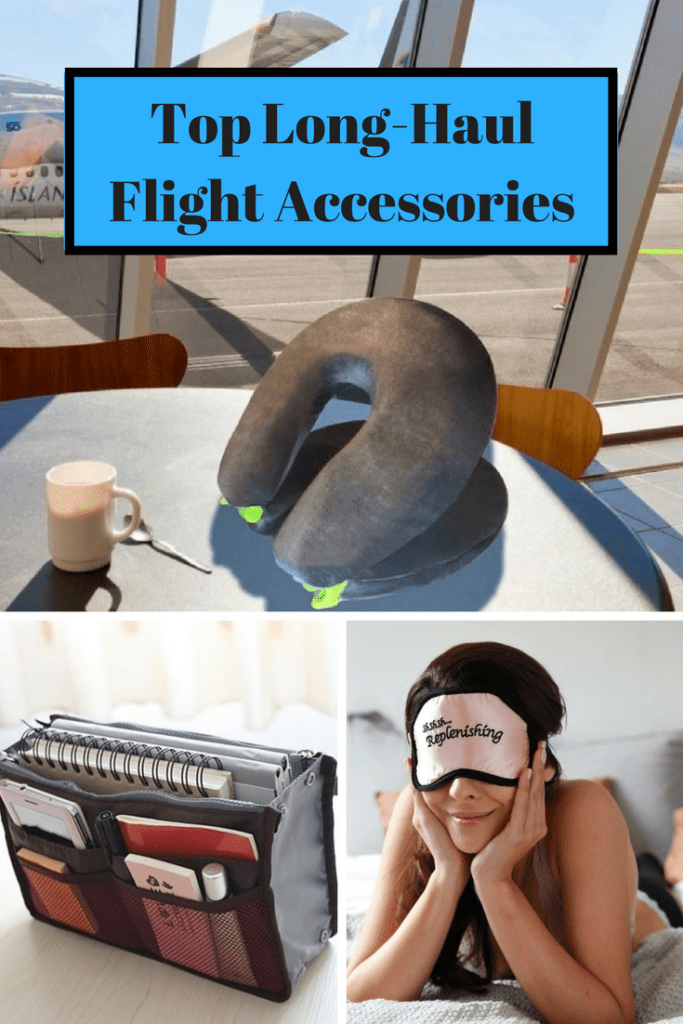 Top Long-Haul Flight Accessories