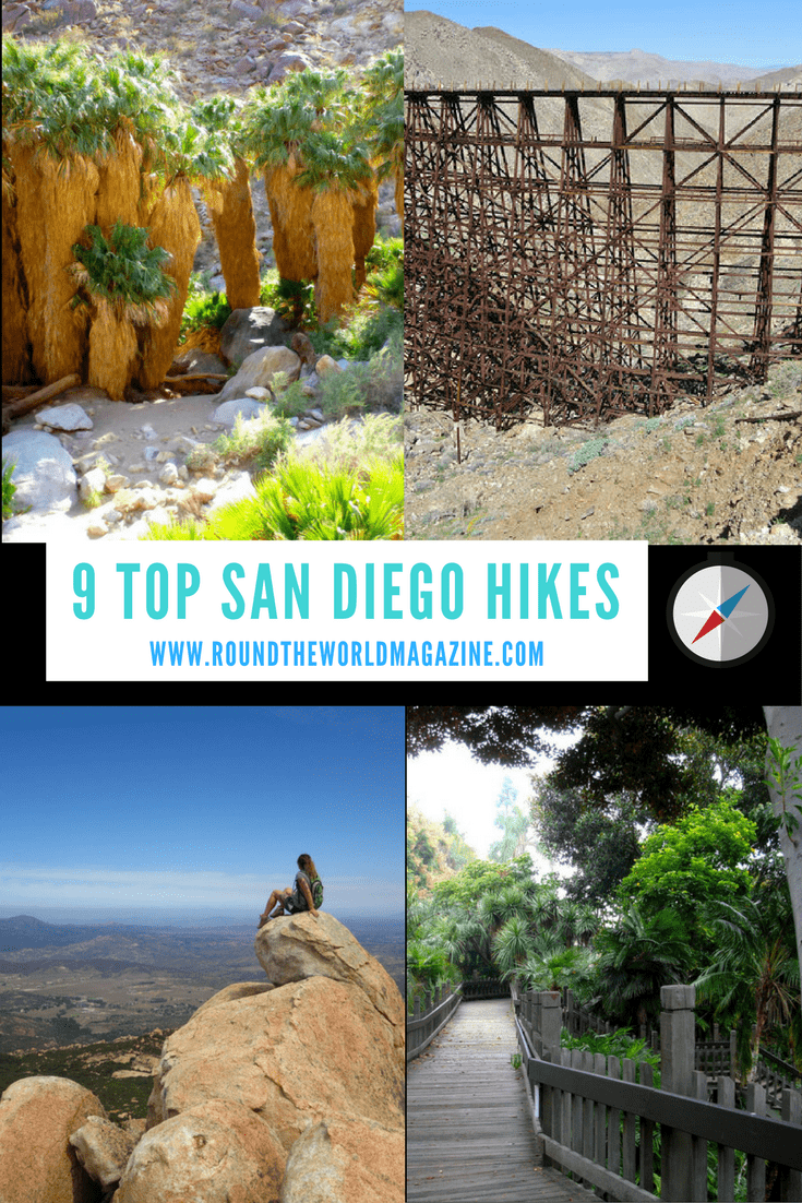 Top San Diego Hikes