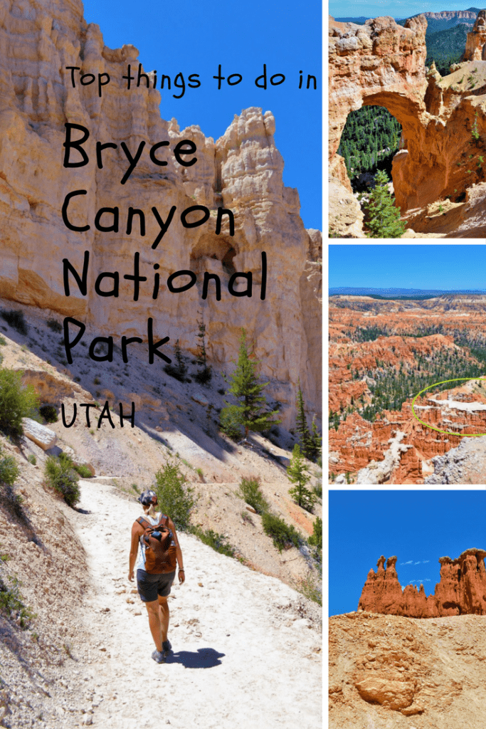 Top things to do in Bryce Canyon National Park, Utah Pinterest
