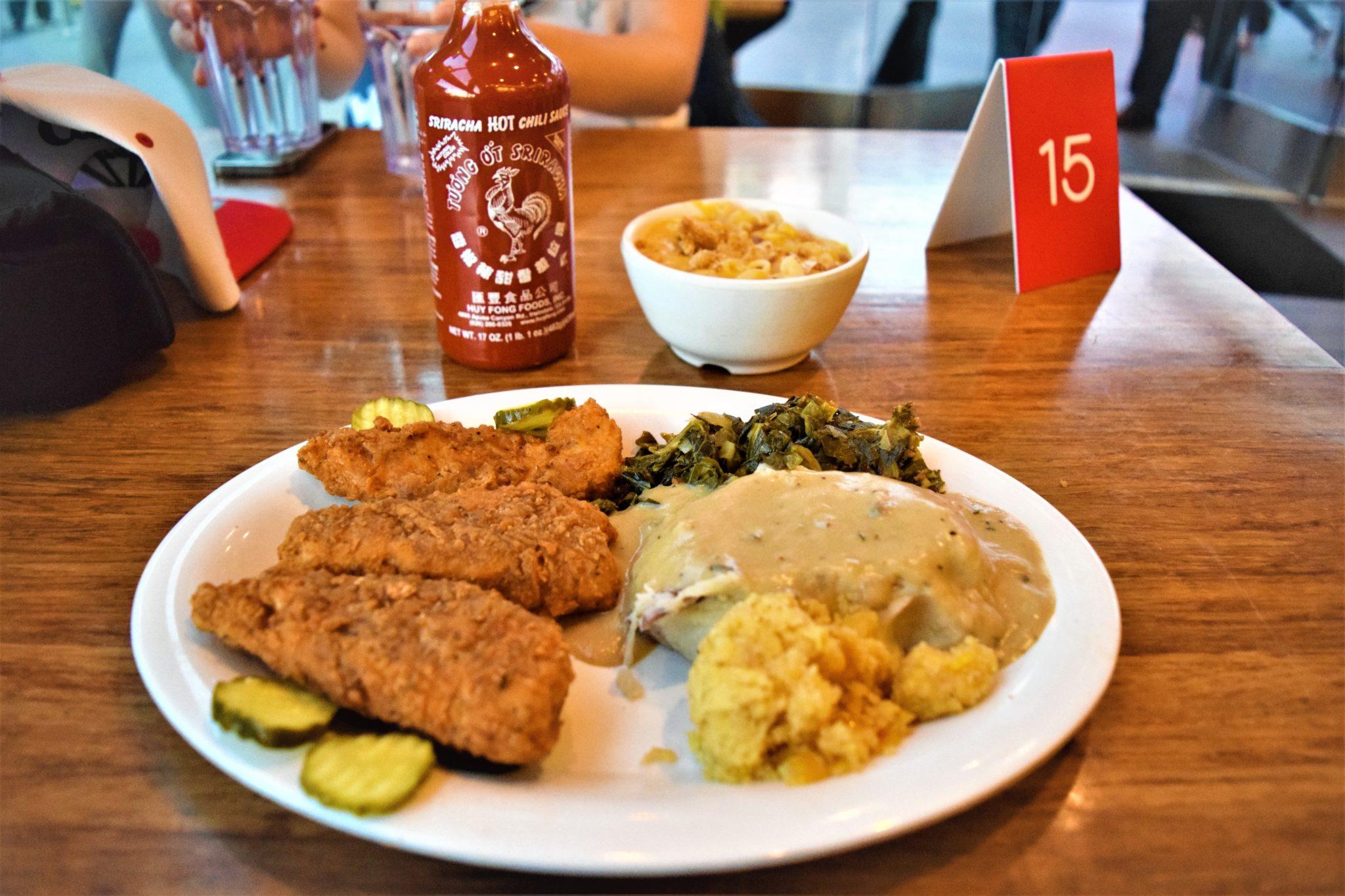 Veggie Grill, Los Angeles, vegan review vegan food in los angeles