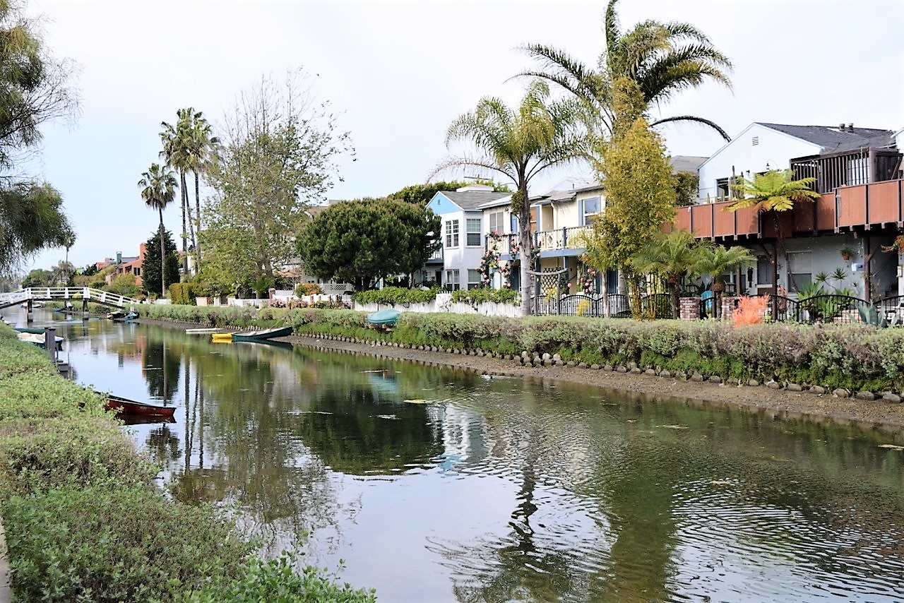 Venice canals top things to do in los angeles