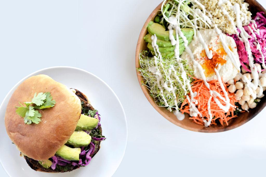 Fala Bar vegan food Los Angeles, California