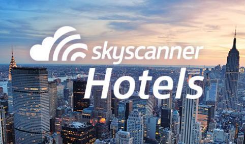 Skyscanner hotel comparison sites