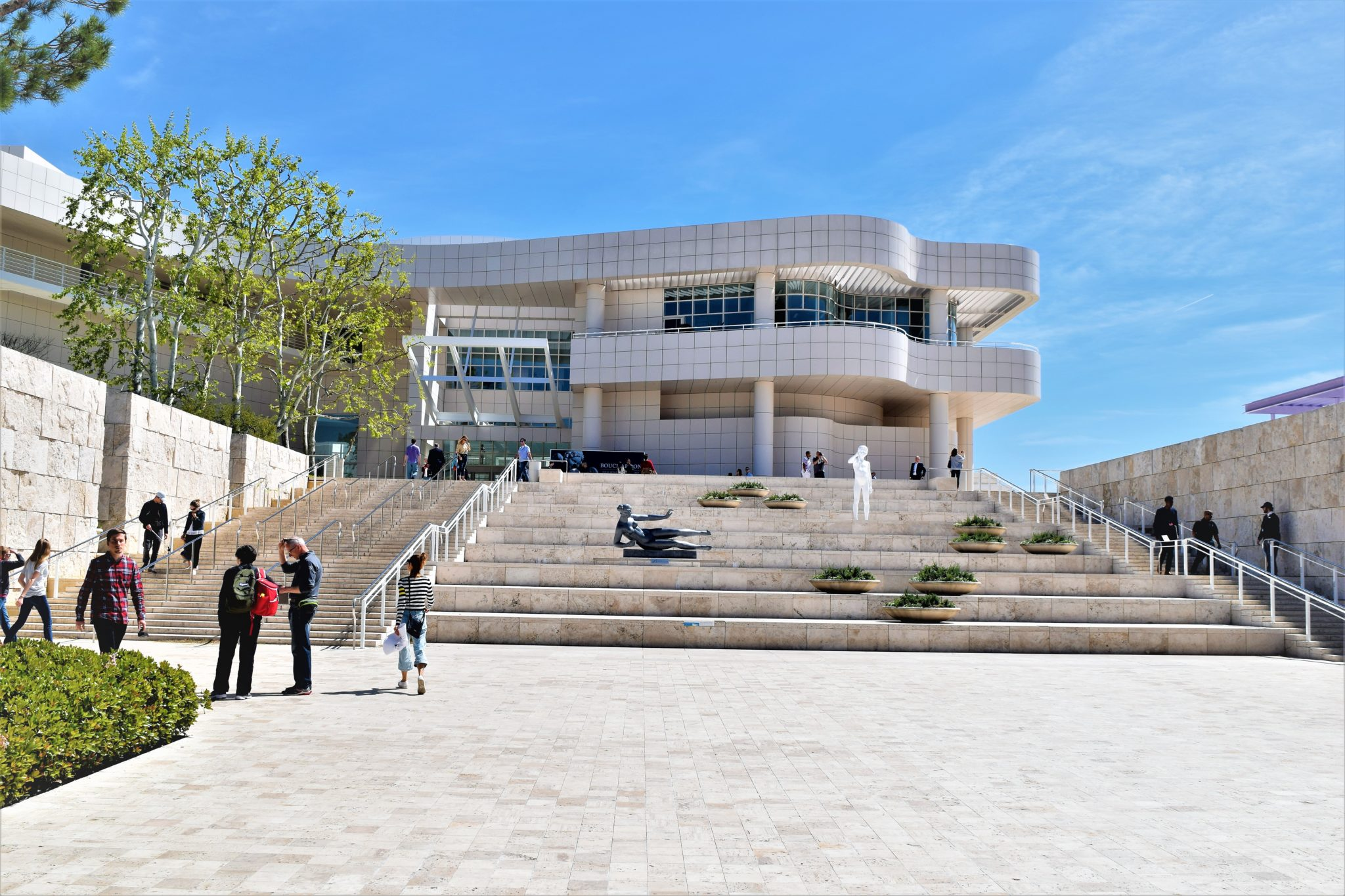 free things to do in los angeles, the getty center
