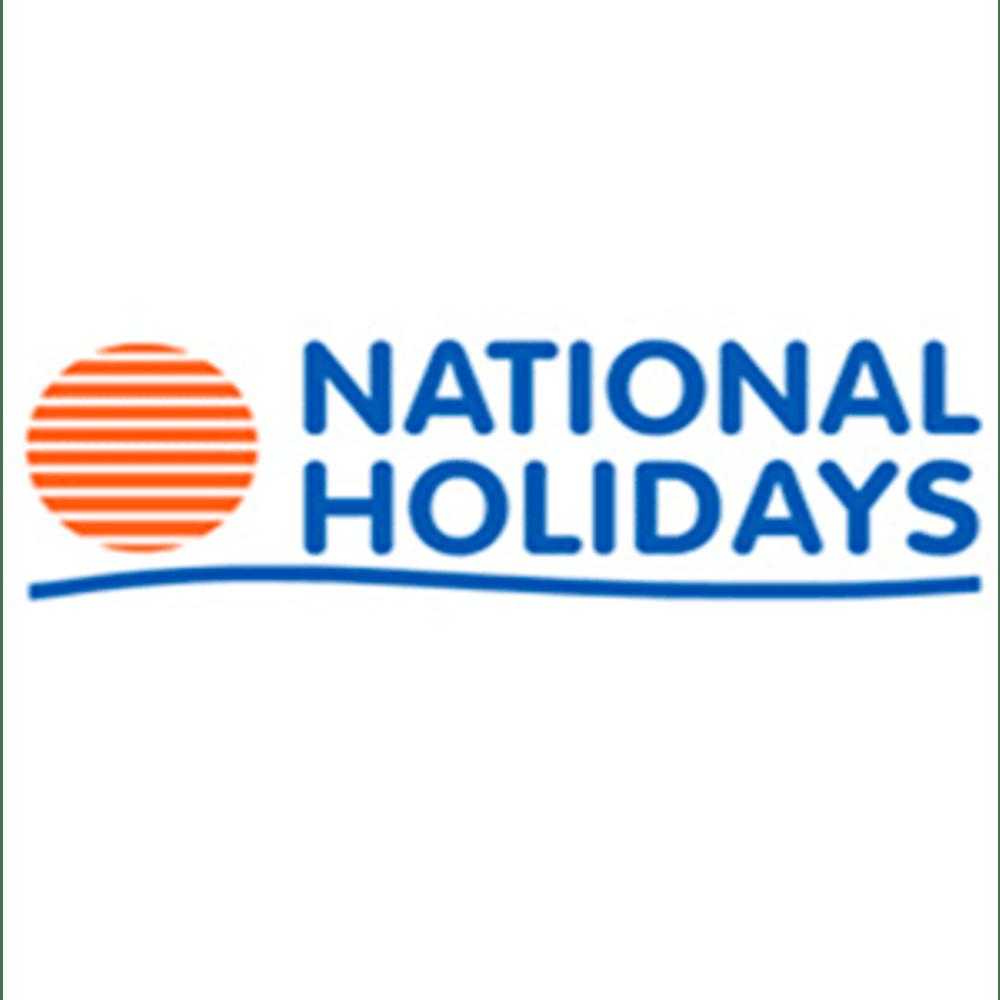 National Holidays UK tour operator