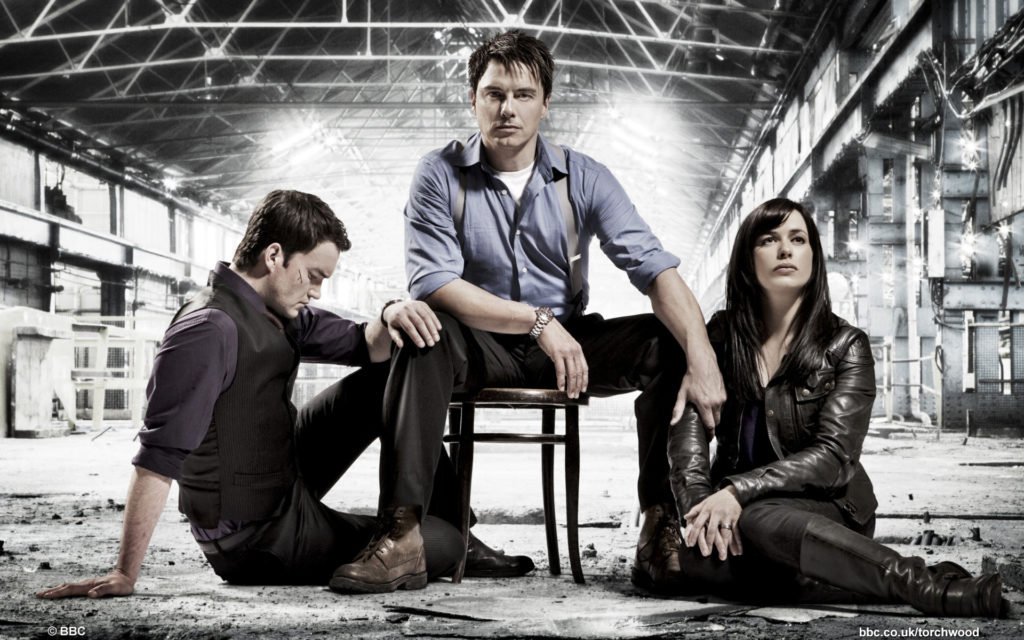 Torchwood john barrowman best gay tv shows