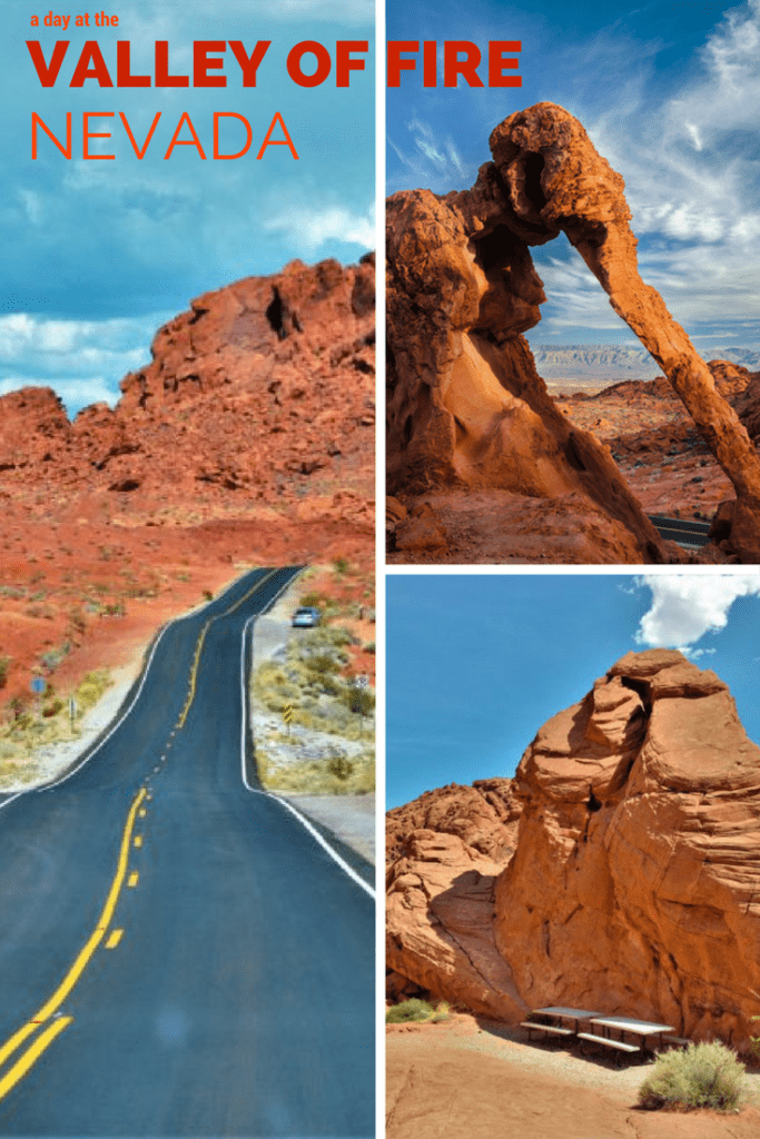 Valley of Fire State park day trip pinterest