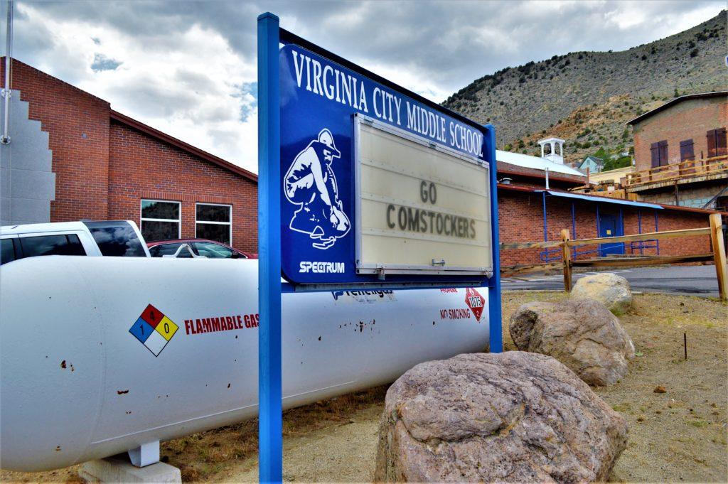Virginia City Middle School, Nevada