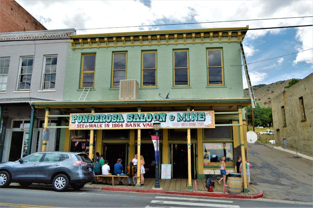 Ponderosa Saloon, Things to do in Virginia City, Nevada