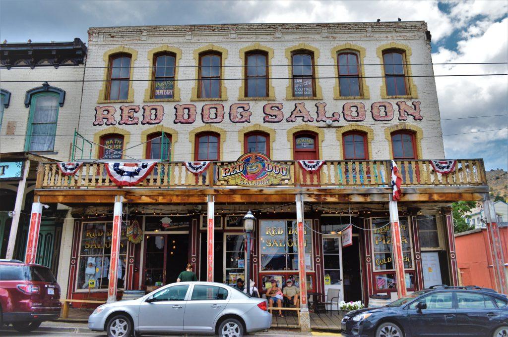 Red Dog Saloon, Virginia City, Nevada