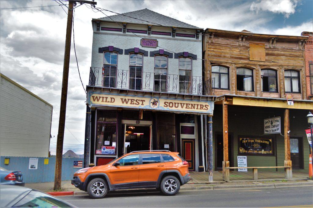 Wild West Souvenirs, Virginia City, Nevada