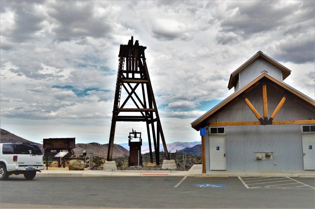 Gold Mine, Virginia City, Nevada