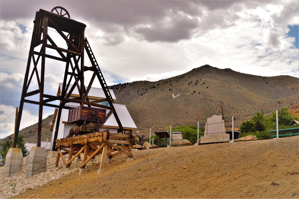 V in the mountain, Things to do in Virginia City, Nevada