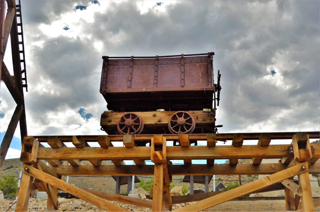 Carriage from mine, Things to do in Virginia City