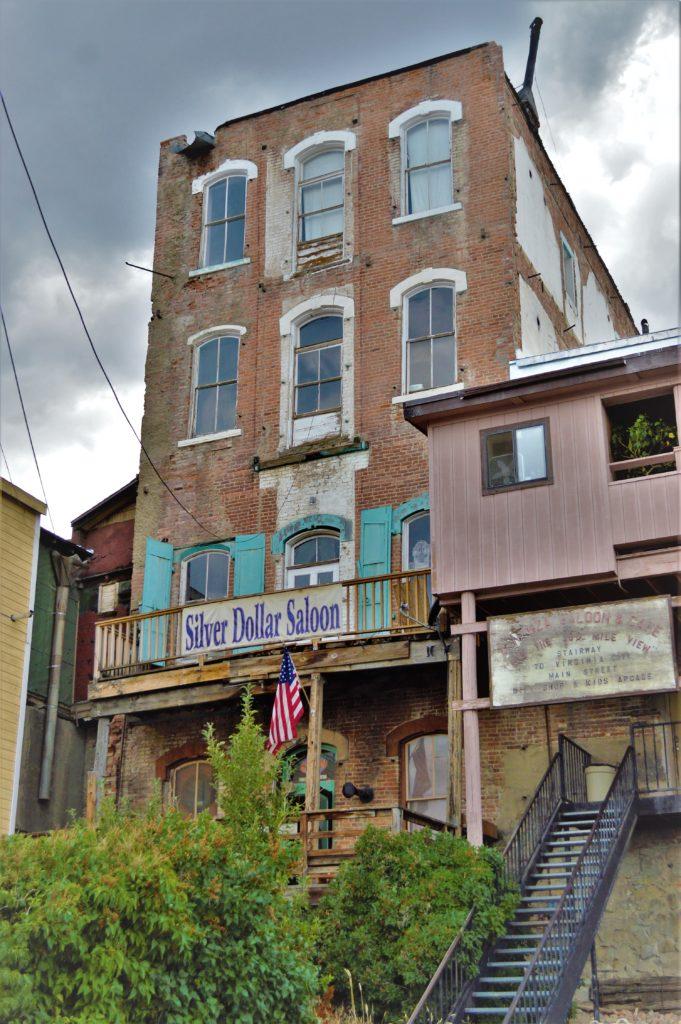 Silver Dollar Saloon, Virginia City, Nevada
