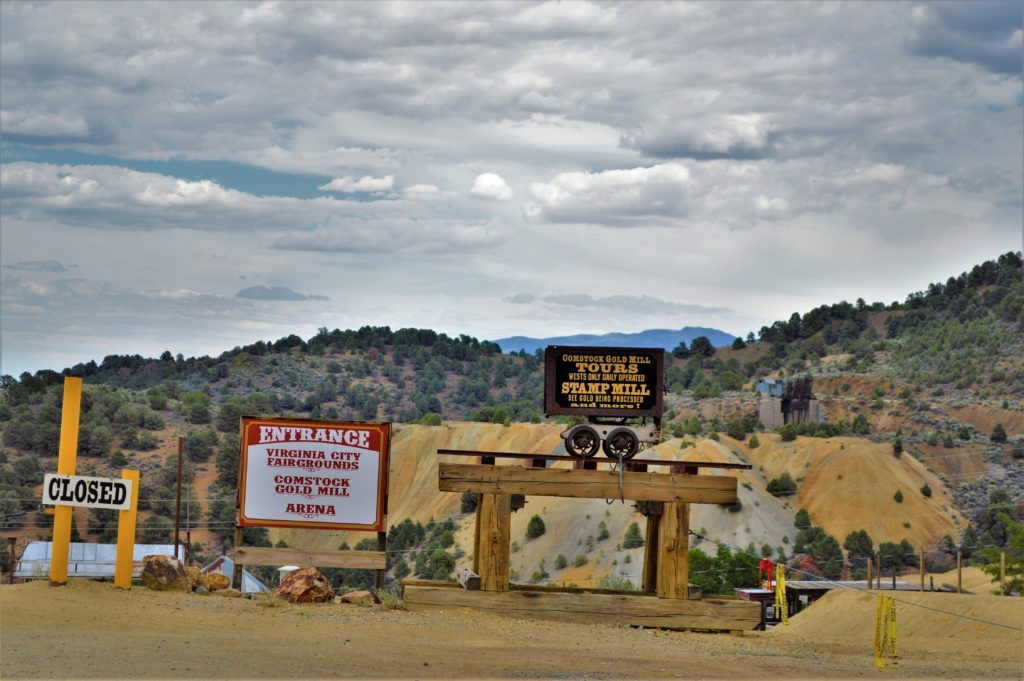 Gold Mine, Virginia City, Nevada, Things to do in Virginia City