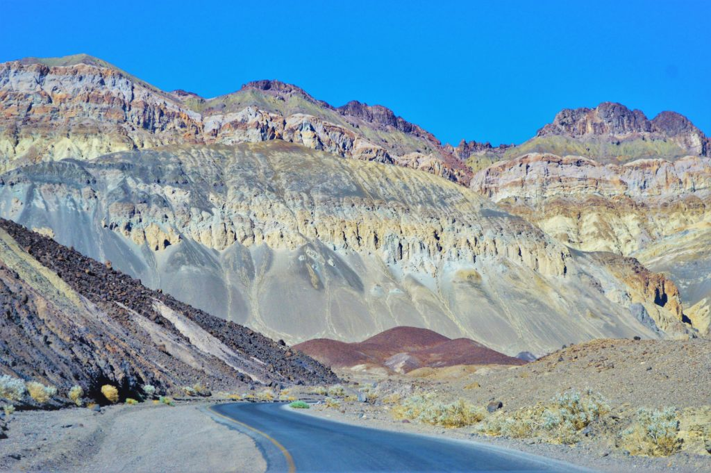 Epic road trip, usa death valley