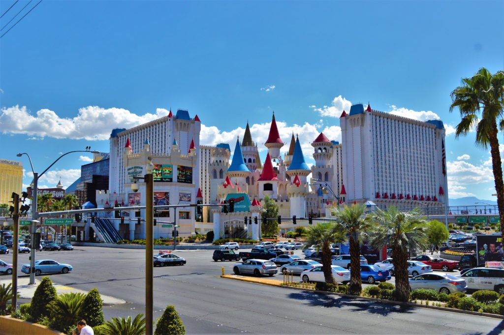 Las Vegas South Strip Hotels