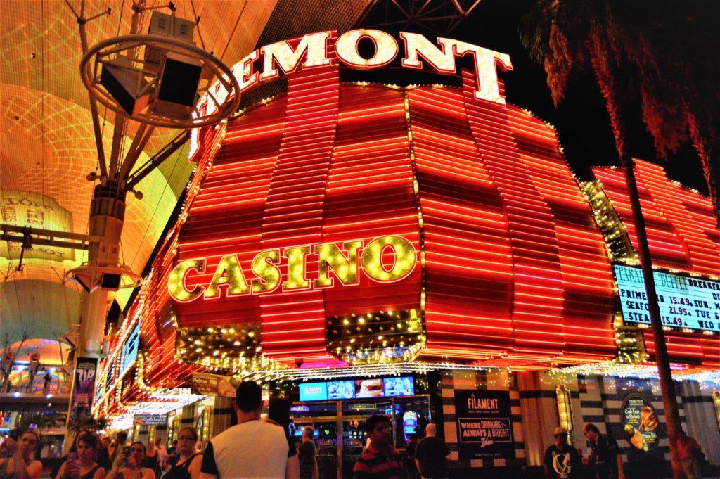 Fremont Street Casino, las vegas, nevada