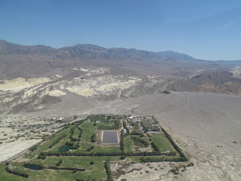 Furnace Creek Golf Course, death valley national park