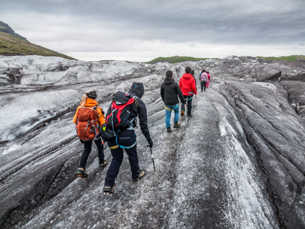 Top things to do in Iceland  - Glaciers trek- Extreme Iceland