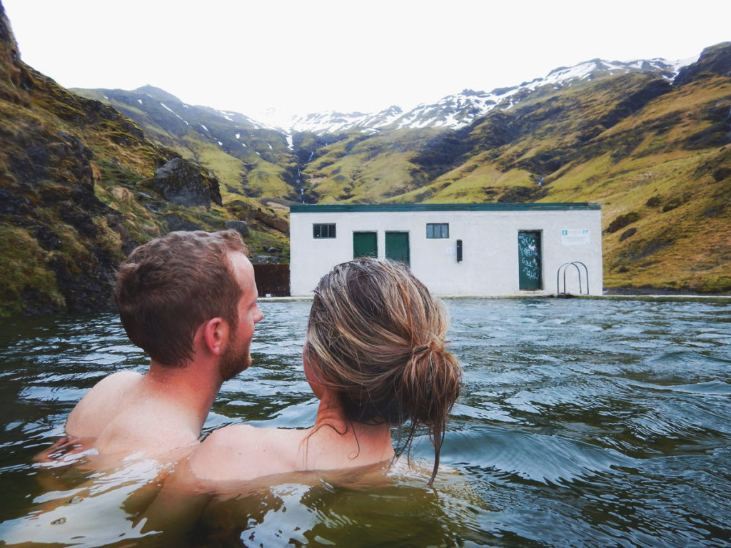 Top things to do in Iceland - Hot Springs and Geothermal Pools