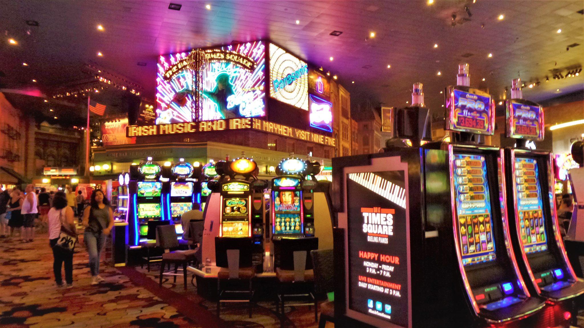 Slot machine wins 2020