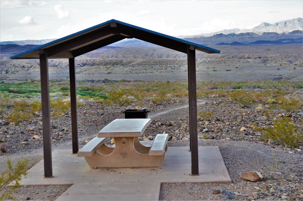 Lake mead picnic area, nevada, arizona