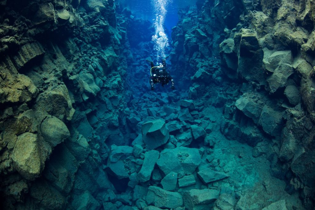 Top things to do in Iceland  - Silfra Fissure - Extreme Iceland
