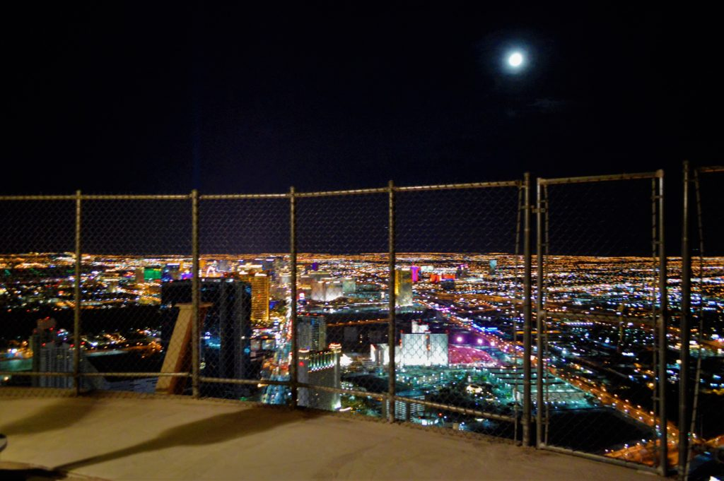 Top of the Stratosphere, Las Vegas