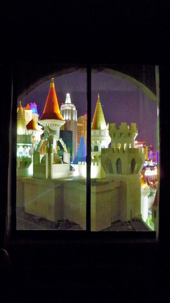 Las Vegas Excalibur Room Service