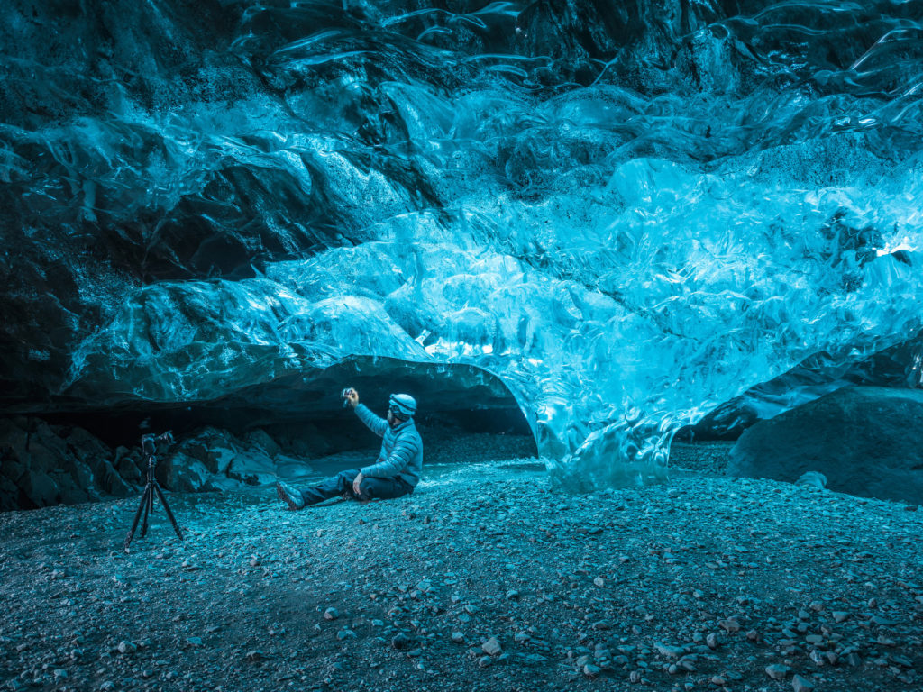 Top things to do in Iceland -ice caves