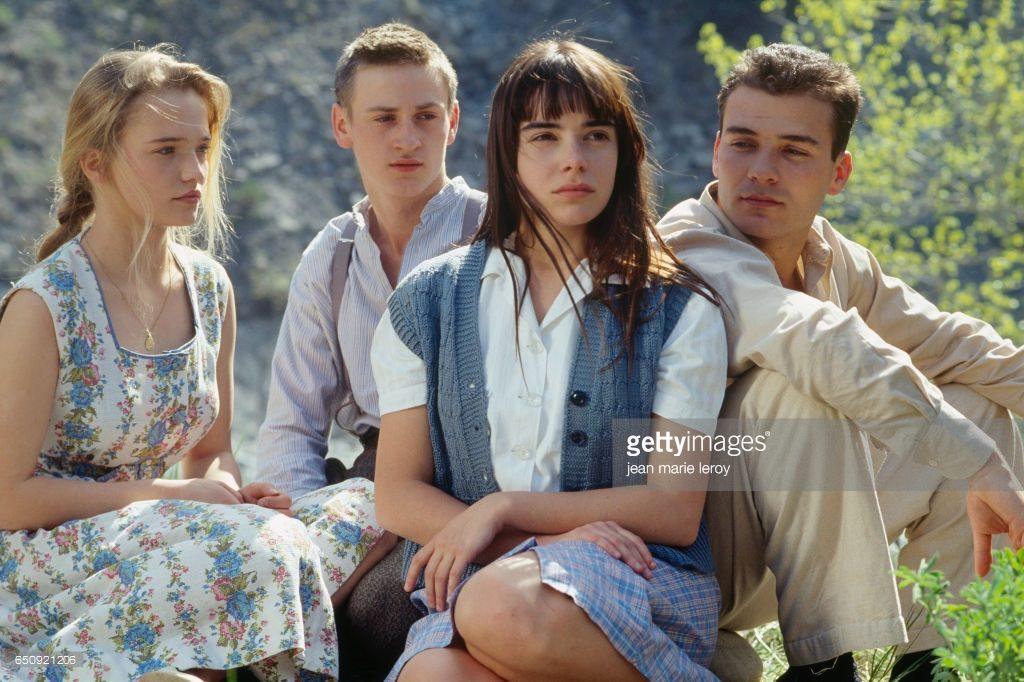 The Stolen Diary(La Cahier Volé)(1992) best lesbian movies