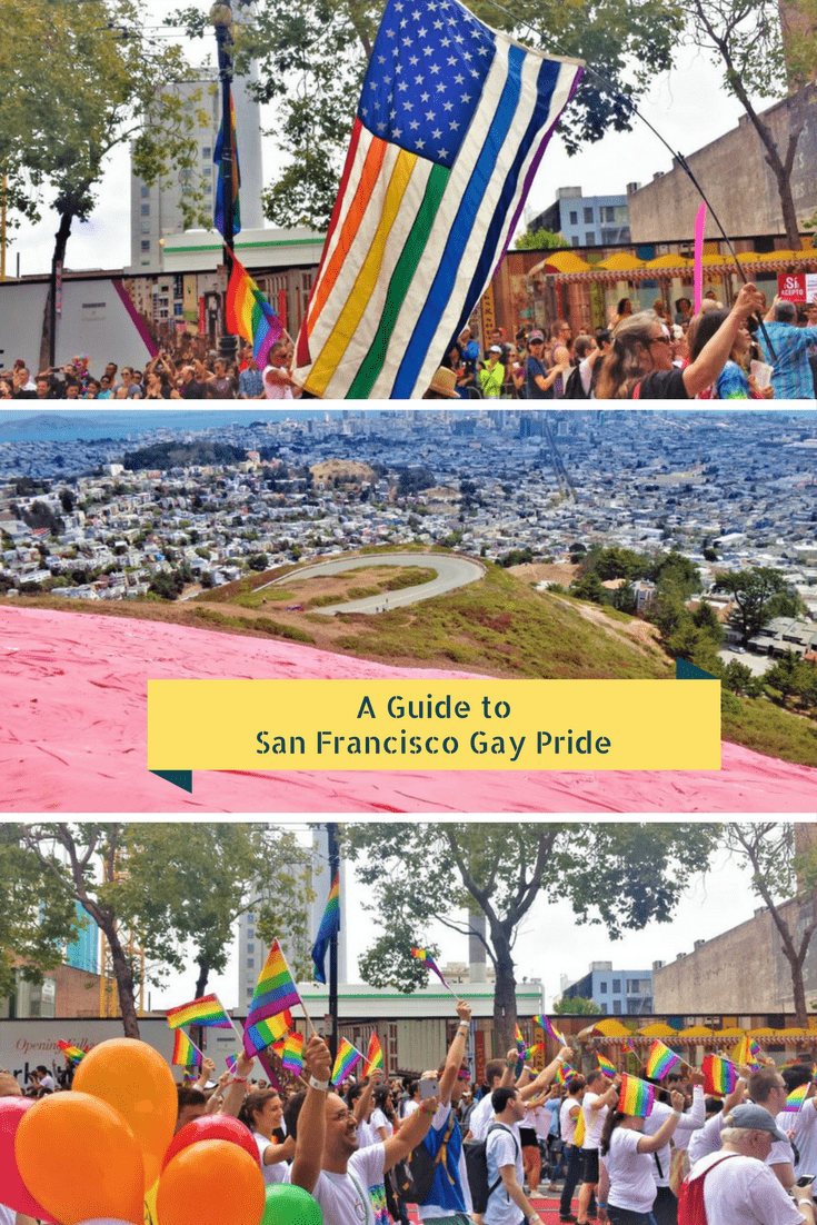 San Francisco Gay Pride, California Pinterest
