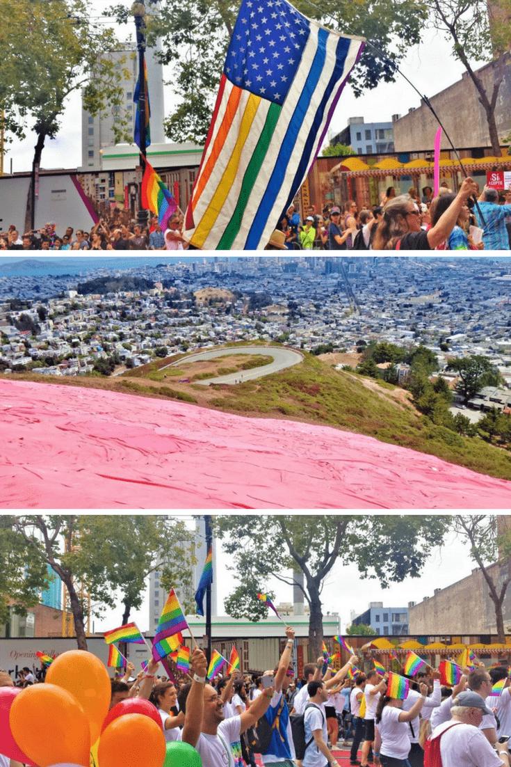 Gay Pride In San Francisco