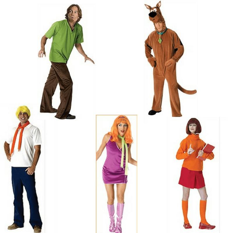 Best Halloween costume ideas, Scooby Doo