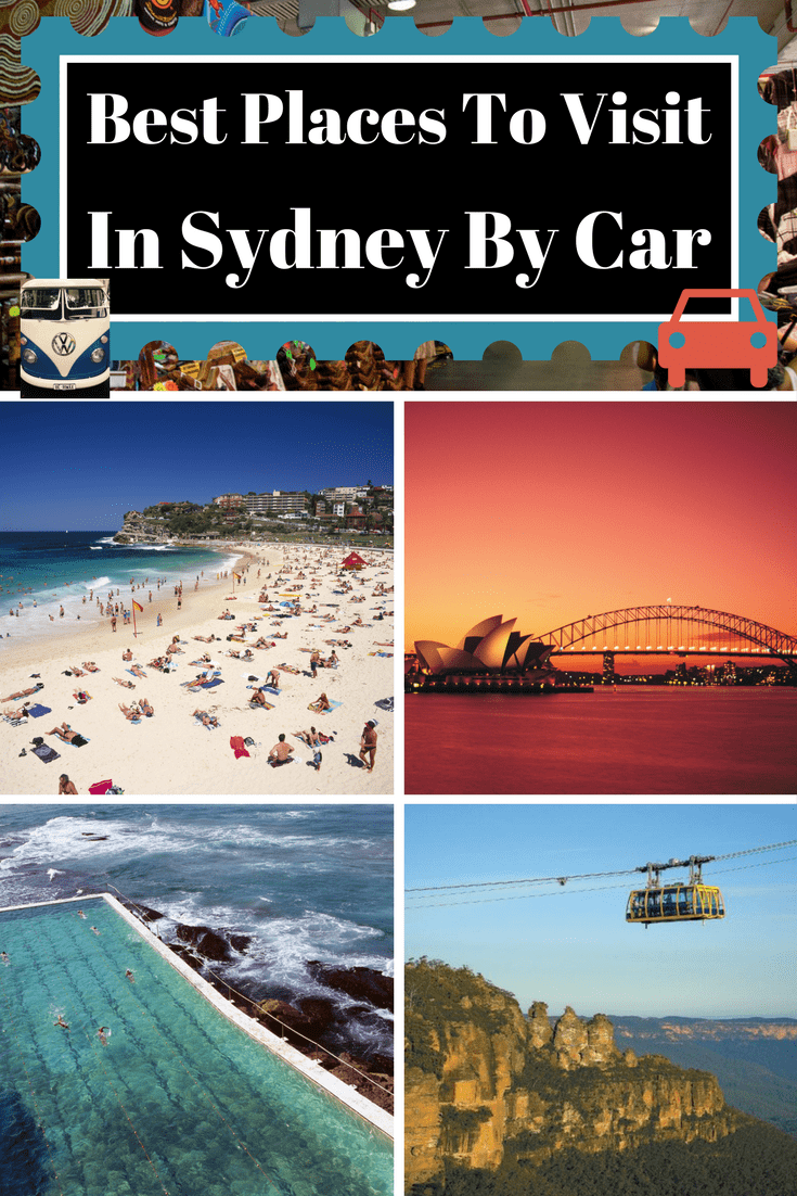 Best Places to Visit in Sydney by Car