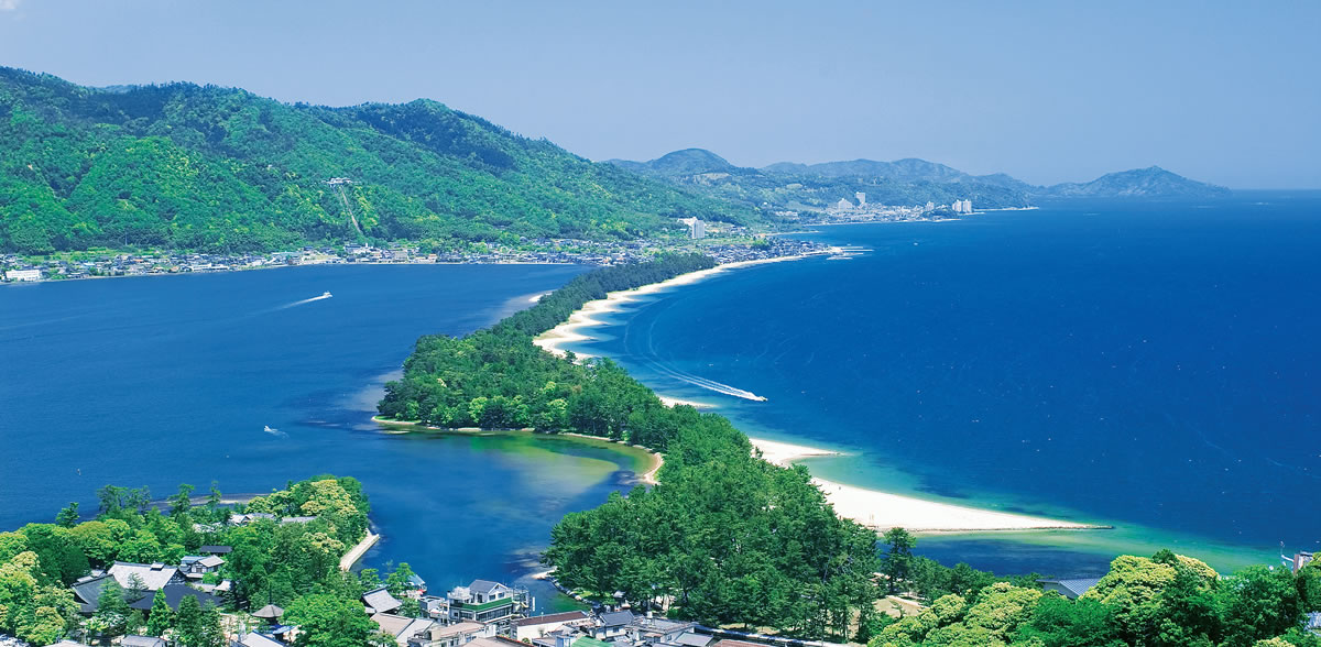 Best beaches in the world, Amanohashidate Sandbar, Japan