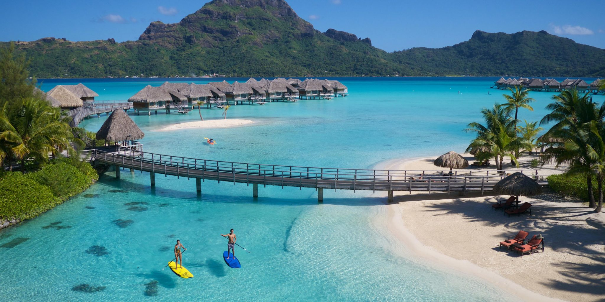The 16 best beaches in the world round the world magazine - Rangiroa urlaub ...