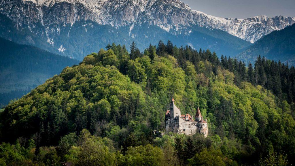 Bran Castle, top things to do in Transylvania, Romania