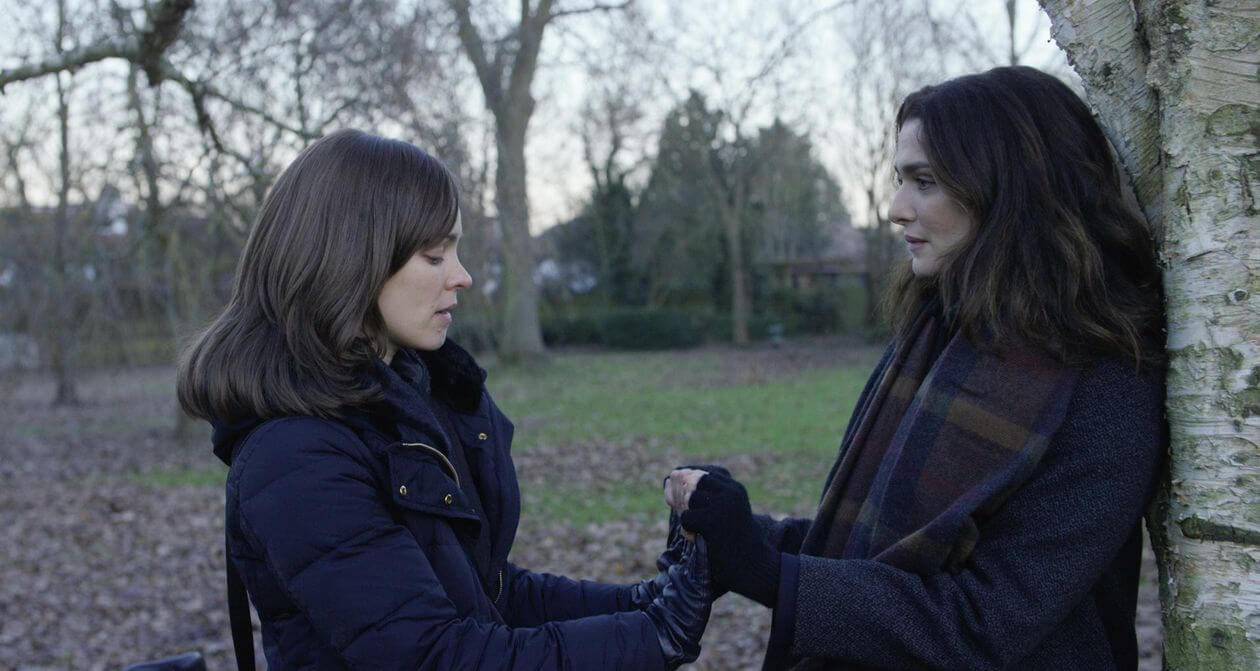 Disobedience lesbian movie