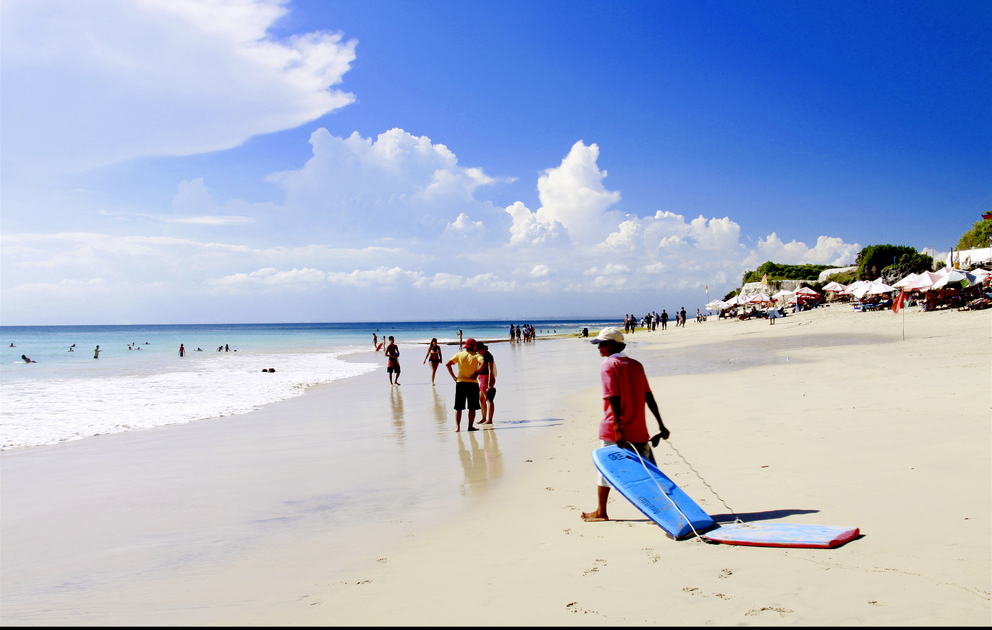 Dreamland Beach in Bali, Best beaches in the world