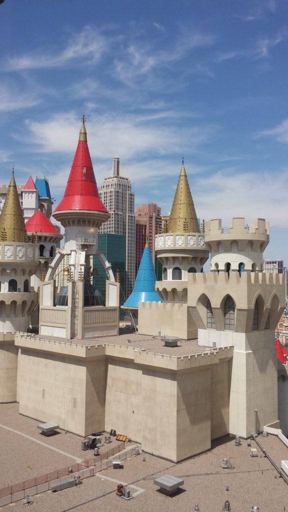 Excalibur Hotel and Casino Vegas