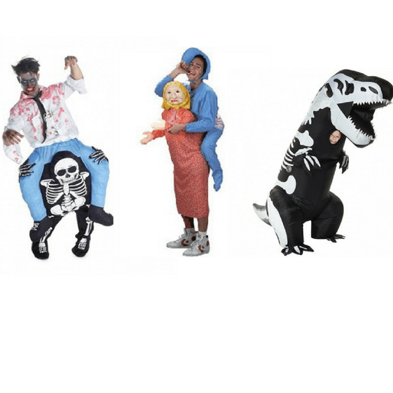 Fancy dress ideas for Halloween