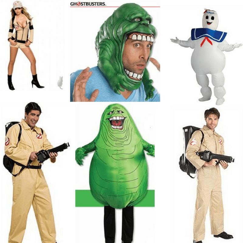 Best Halloween costume ideas, Ghostbusters