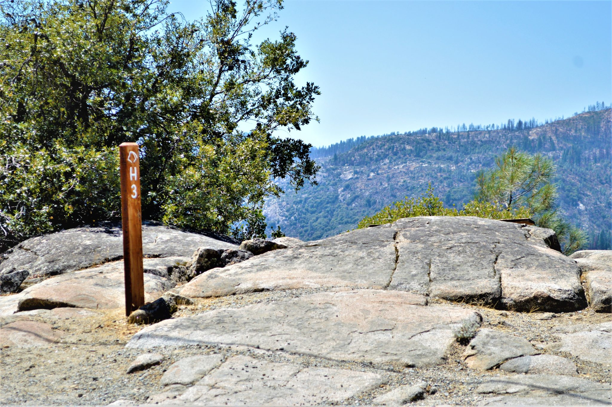 H3 viewpoint, Hetch Hetchy, California
